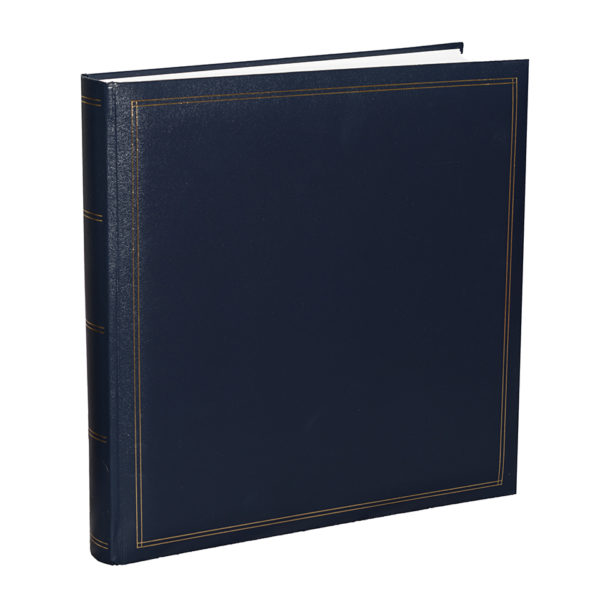 Sininen valokuva-albumi